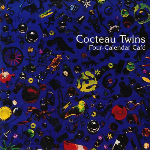 Cocteau Twins – Four-Calendar Café - LP *NEW*