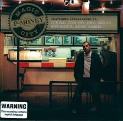 P-Money – Magic City - CD *NEW*