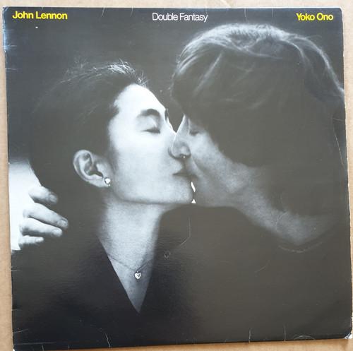 John Lennon & Yoko Ono – Double Fantasy (NZ) - LP *USED*