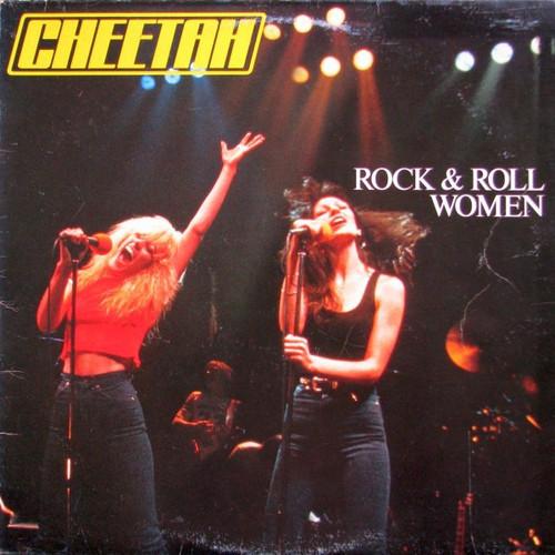 Cheetah (3) – Rock & Roll Women (US) - LP *USED*