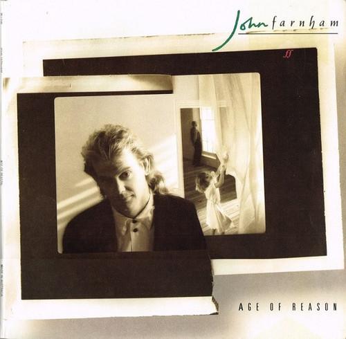 John Farnham – Age Of Reason (AUSTRALASIA) - LP *USED*