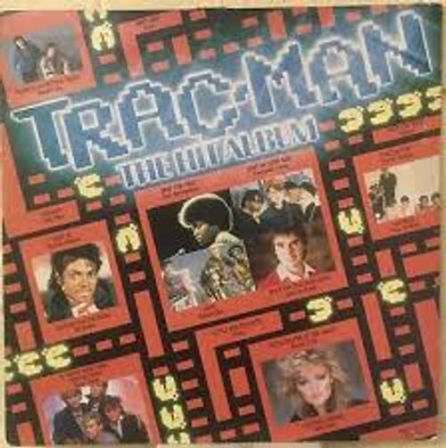 Trac-Man The Hit Album - Various (NZ) - LP *USED*