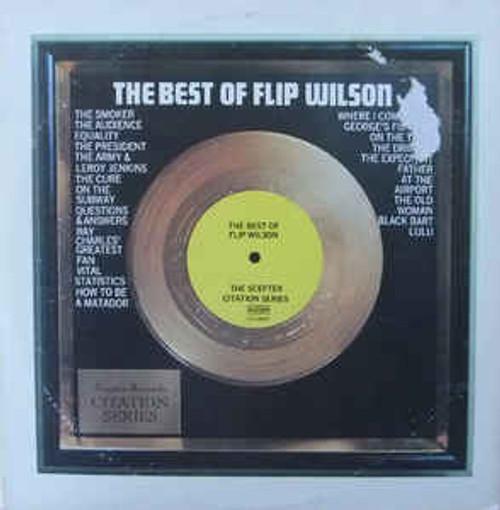 Flip Wilson – The Best Of Flip Wilson - LP *USED*