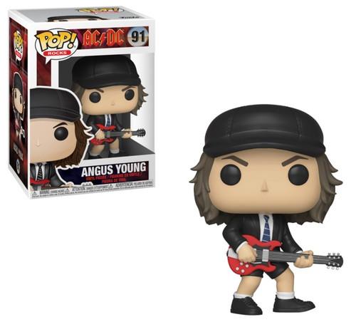 Angus Young - Pop! Vinyl Figure #91 *NEW*