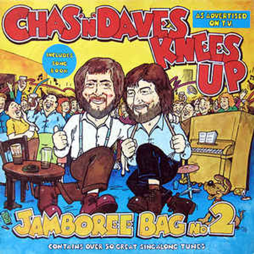 Chas'n'Dave* ‎– Chas'N'Daves Knees Up - LP *USED*