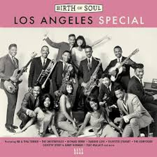 Birth Of Soul (Los Angeles Special) - Various - CD *NEW*