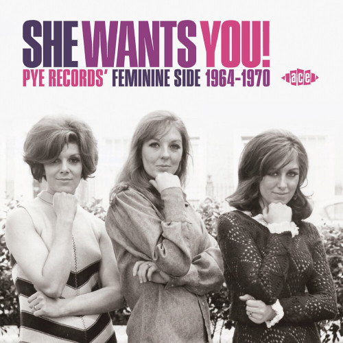 She Wants You! Pye Records' Feminine Side 1964-1970 - Various - CD *NEW*