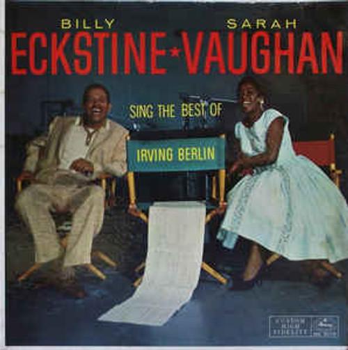 Billy Eckstine, Sarah Vaughan – Sing The Best Of Irving Berlin (NZ) - LP *USED*