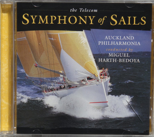 Auckland Philharmonia* – The Telecom Symphony Of Sails - CD *USED*