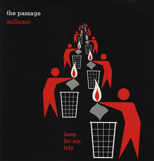 The Passage – Enflame (NZ) - LP *USED*