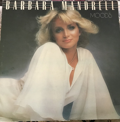 Barbara Mandrell – Moods (Philippines) - LP *USED*
