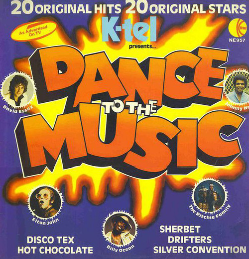 Dance To The Music - Various (UK) - LP *NEW*