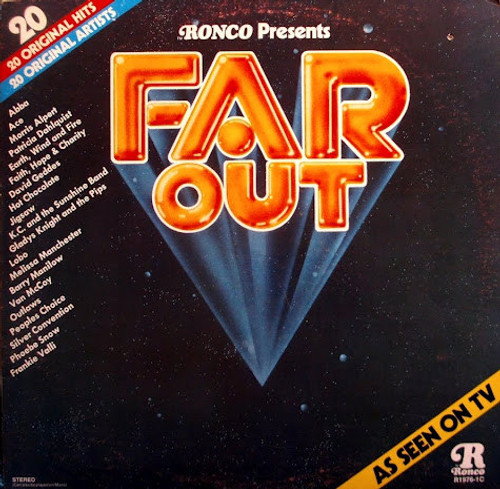 Far Out - Various (CANADA) - LP *USED*