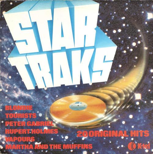 Star Traks - Various (UK) - LP *USED*