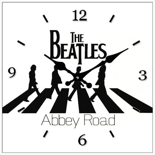 The Beatles Abbey Road 30cm - CLOCK *NEW*