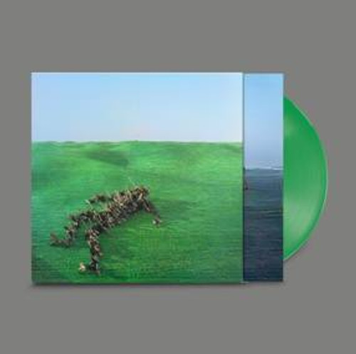 SQUID - Bright Green Field (GREEN Vinyl)- 2LP *NEW*