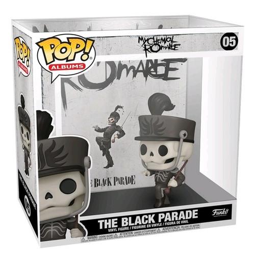 My Chemical Romance - Black Parade Pop! Album #056 *NEW* (Estimated RELEASE April 30)