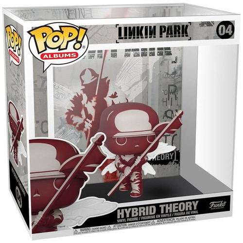 Linkin Park - Hybrid Theory Pop! Album #04 *NEW* (Estimated RELEASE  March 31)