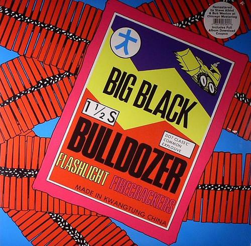 Big Black – Bulldozer - LP *NEW*
