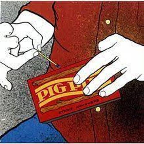 Big Black - Pig Pile - LP *NEW*