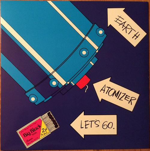 Big Black – Atomizer - LP *NEW*