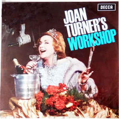 Joan Turner – Joan Turner's Workshop - LP *USED*