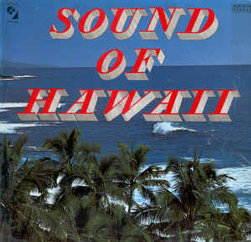 Orchester Claudius Alzner – Sound Of Hawaii - LP *USED*
