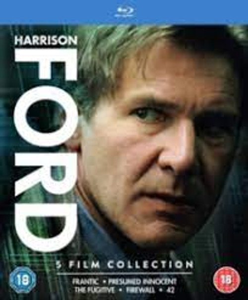 Harrison Ford Collection - 5BRD *NEW*