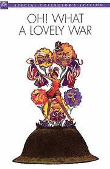 Oh What a Lovely War - DVD *NEW*