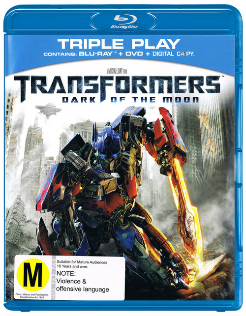ransformers 3 Dark of the Moon - 3BRD *NEW*