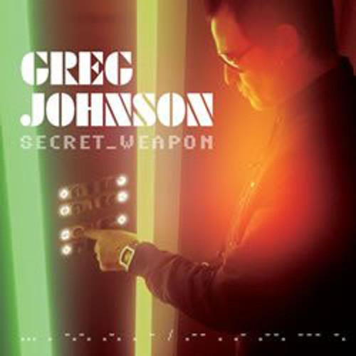 Greg Johnson – Secret Weapon - CD *NEW*