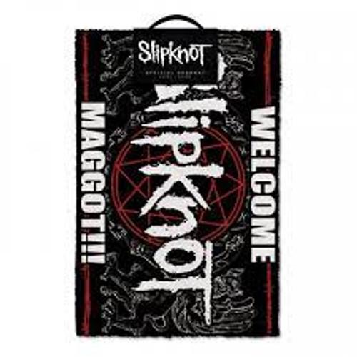 Slipknot Welcome Maggots - DOORMAT *NEW*