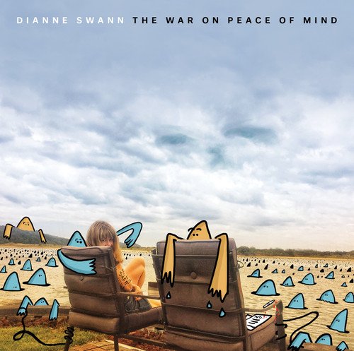 Dianne Swann - The War On Peace of Mind - LP *NEW*