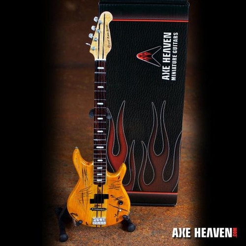 Axe Heaven: Distressed BB2000 Yamaha Bass - (Michael Anthony) *NEW*