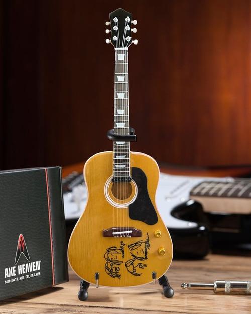 """Axe Heaven: """"Give Peace a Chance"""" Acoustic Guitar - (John Lennon) *NEW*"""