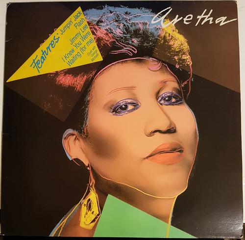 Aretha Franklin – Aretha (NZ) - LP *USED*
