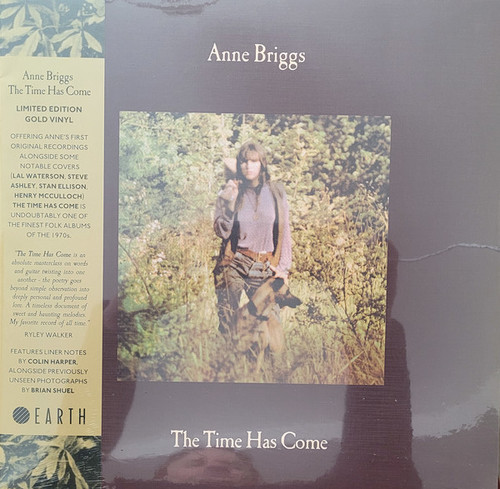 Anne Briggs – The Time Has Come (Gold Vinyl) - LP *NEW*