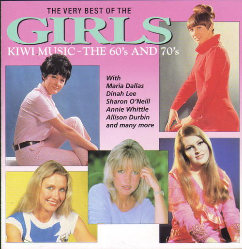 The Very Best Of The Girls - Various - CD *USED*