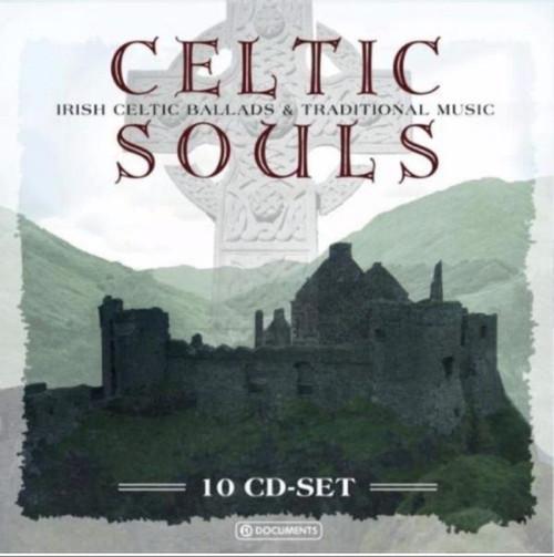 Celtic Souls - Irish Celtic Ballads & Traditional Music - Various - 10CD *USED*