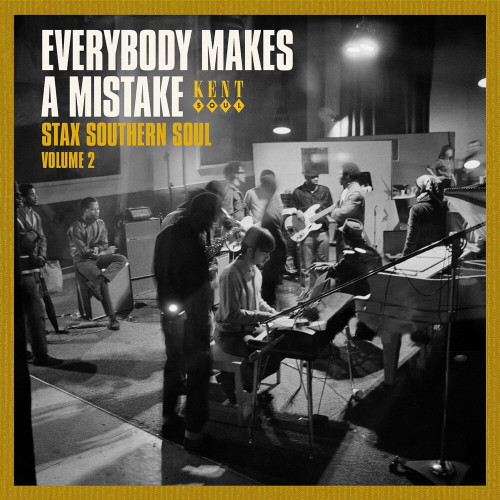 Everybody Makes A Mistake: Stax Southern Soul Vol 2 - Various - 2CD *NEW*