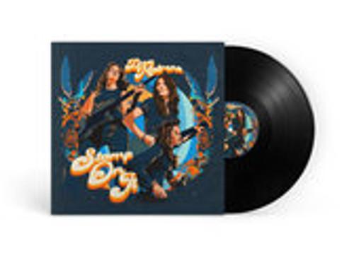Dea Matrona - Stamp On It (Black Vinyl) SIGNED - LP *NEW* (PREORDER)