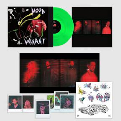 Hiatus Kaiyote - Mood Valiant (Glow in the Dark Vinyl) - LP *NEW* (PREORDER)