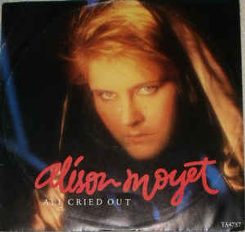 Alison Moyet ‎– All Cried Out - EP *USED*