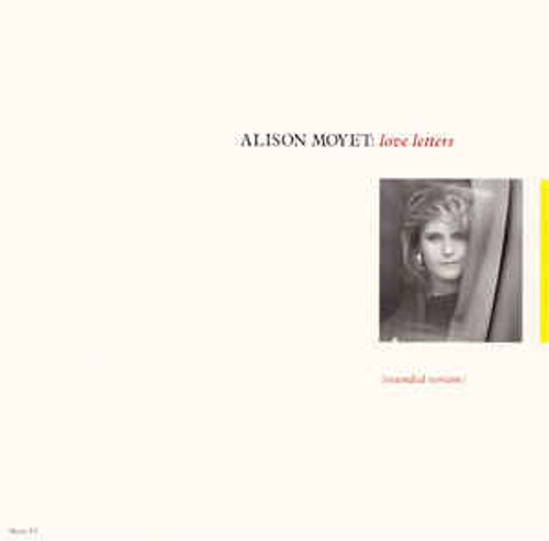 Alison Moyet – Love Letters - EP *USED*