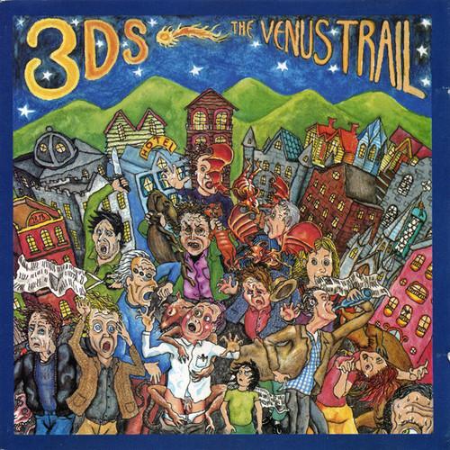 3Ds – The Venus Trail - CD *NEW*