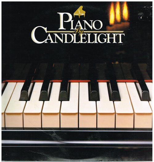 Carl Doy – Piano By Candlelight (NZ) - LP *USED*