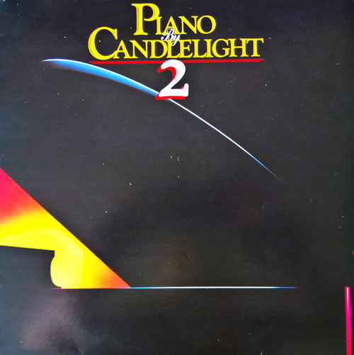 Carl Doy – Piano By Candlelight 2 (NZ) - LP *USED*