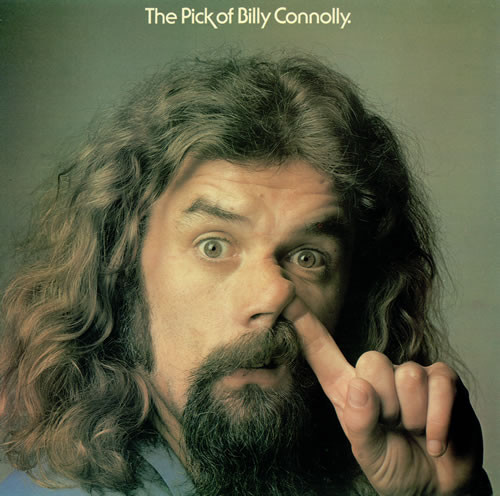 Billy Connolly – The Pick Of Billy Connolly (AU) - LP *USED*