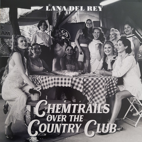 Lana Del Rey – Chemtrails Over The Country Club - LP *NEW*