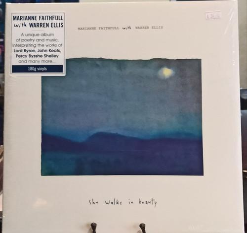Marianne Faithfull With Warren Ellis – She Walks In Beauty - 2LP *NEW*